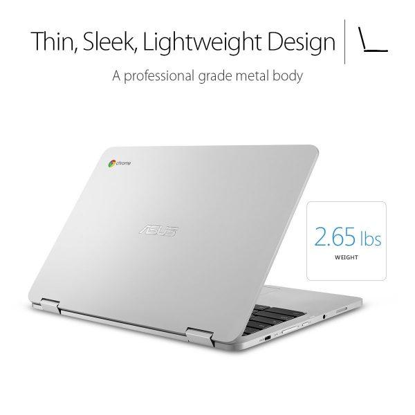 Chromebook Guide - Asus C302 Chromebook Flip