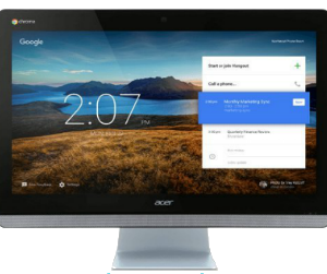 Chromebook Guide - Acer Chromebase 24