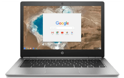 Chromebook Guide - HP Chromebook 13